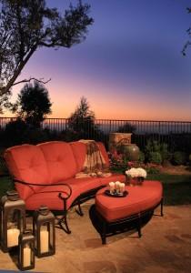 Santa Barbara Crescent Sofa