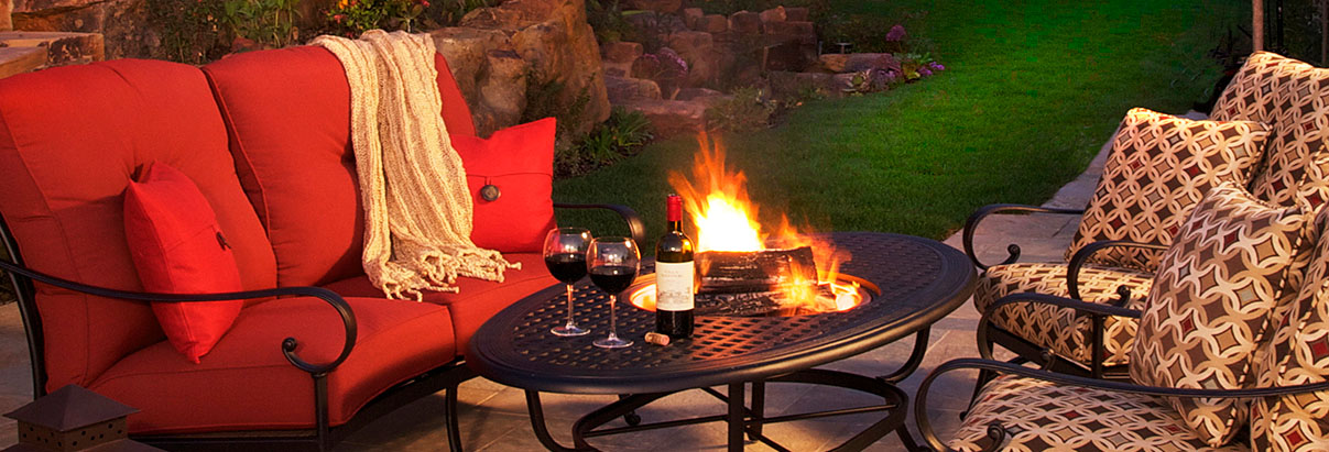 Outdoor Furniture, Spas, Ponds | The Backyard Store Texas